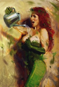 poison ivy watering 204x300 poison ivy watering