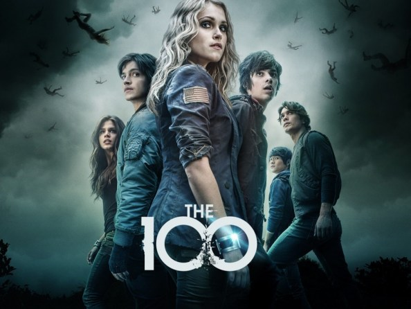 The 100 Title Card 1024x768 The 100 Title Card