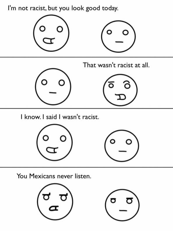 wasnt racist 768x1024 wasnt racist