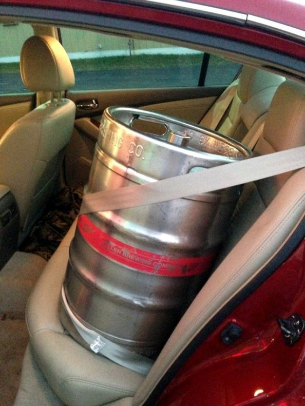 Protect Your Keg Protect Your Keg
