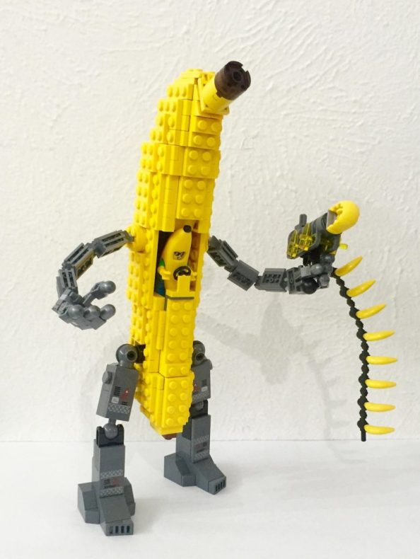 banana man in banana mech shooting a banana gun 770x1024 banana man in banana mech shooting a banana gun