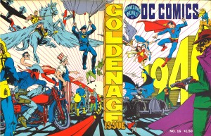 DC Comics Goldenage