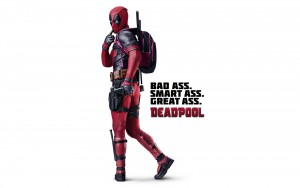 Deadpool Bad Ass Wallpaper