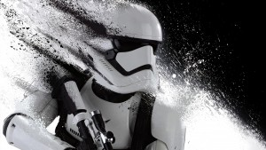 Shattered Storm Trooper