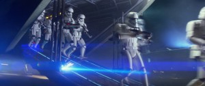 Storm Troopers in motion