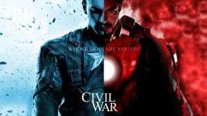 Civil War Wallpaper