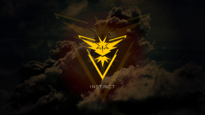 Instinct Wallpaper