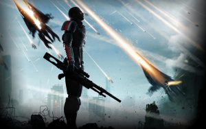 Mass Effect 3 – Fallen Wallpaper