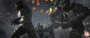 Spartans from Halo Wars 2