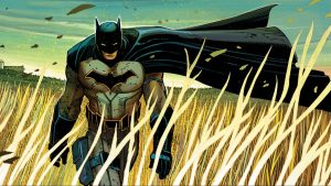 batman in the field