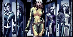rogue's other costumes