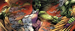 she hulk ripping the vision in half