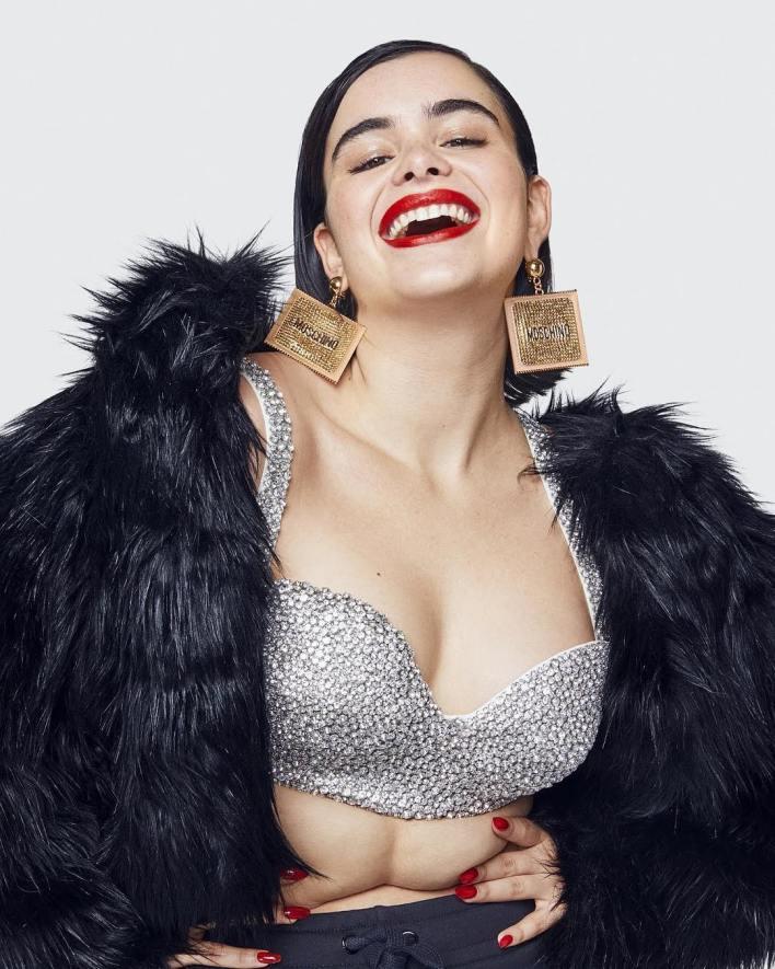 Plus Size Model - Barbie Ferreira