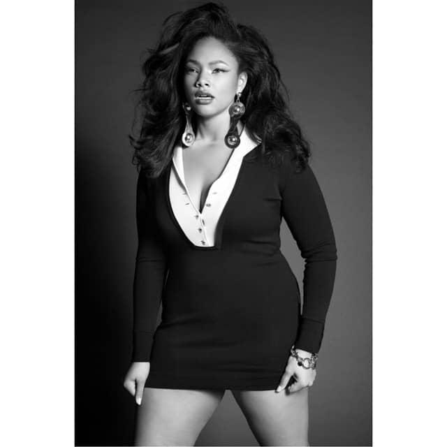 Plus Size Model - Anita Marshall