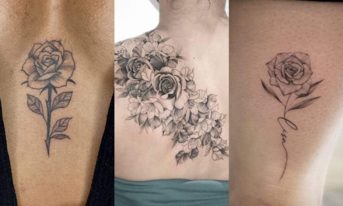 Rose Tattoo - Tikli