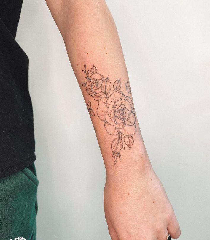 Wrist Tattoos For Women