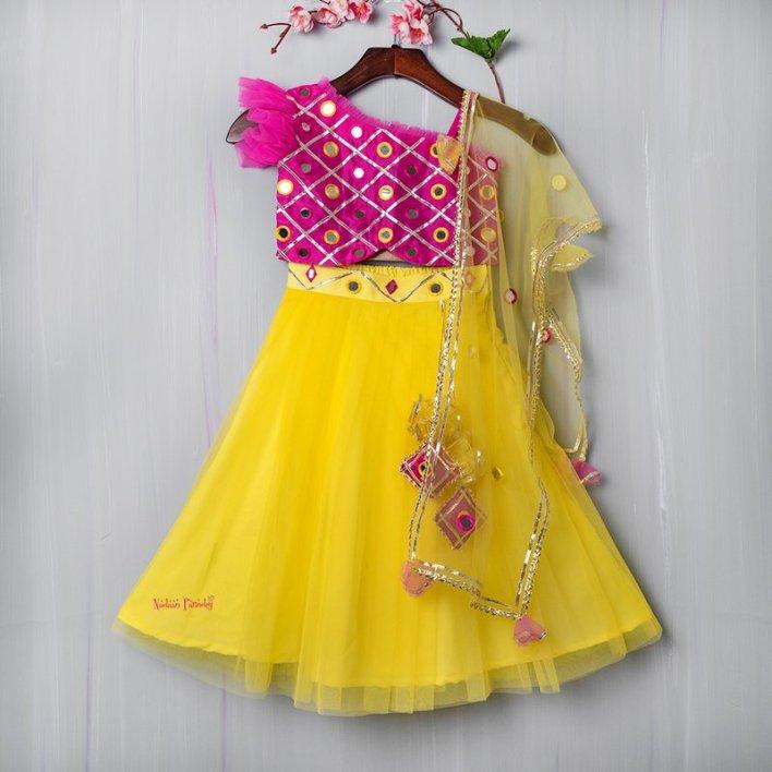 Girl Kid Ethnic Wear