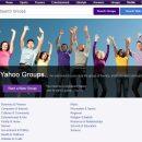 Yahoo Groups Dihapus