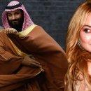 TIKTAK.ID - Mohammed bin Salman dan Lindsay Lohan