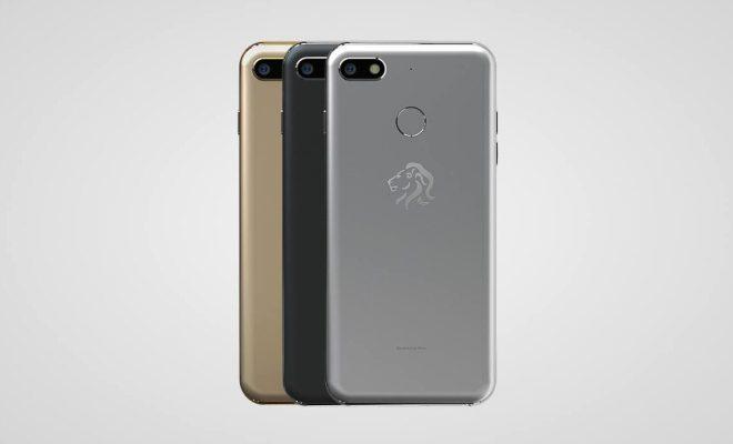 Smartphone pertama Afrika