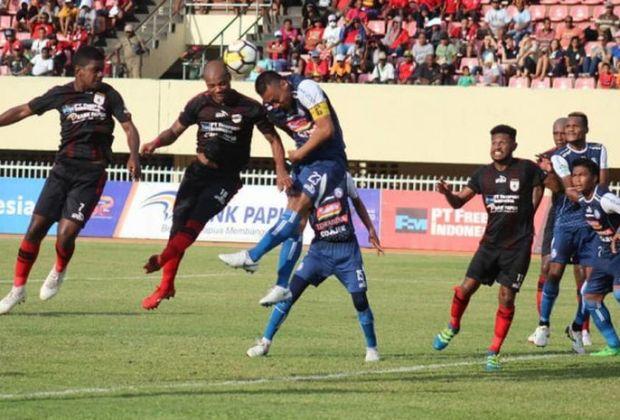 TIKTAK.ID - Persipura Jayapura vs Arema FC