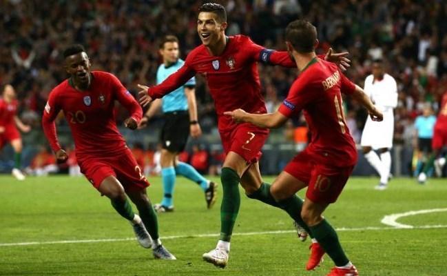 hasil portugal vs luxemburg