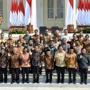 Resmi, Ini Formasi Lengkap Kabinet Indonesia Maju yang Diumumkan Jokowi