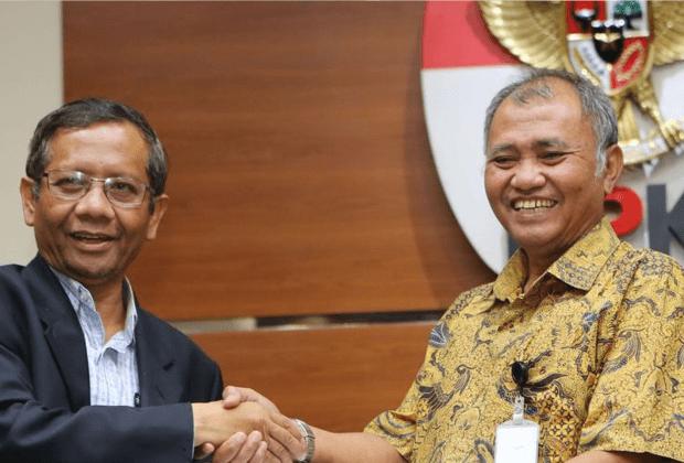 TIKTAK.ID - Ketua KPK Bingung Kasus Besar Apa yang Pernah Dilaporkan Jokowi ke KPK