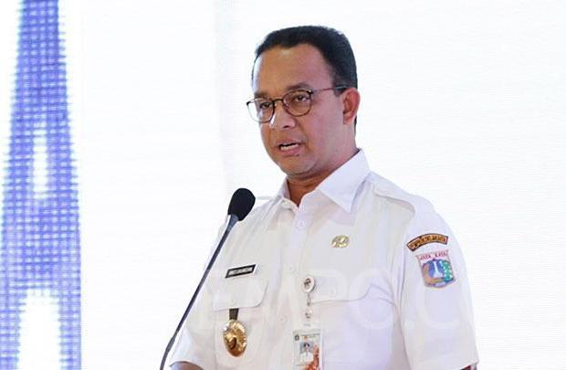 Anies Baswedan dan DPRD DKI Jakarta Terancam Tak Terima Gaji 212