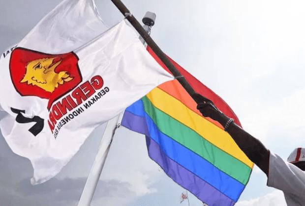 TIKTAK.ID - Cuitan Akun Twitternya Viral, Benarkah Gerindra Dukung LGBT?