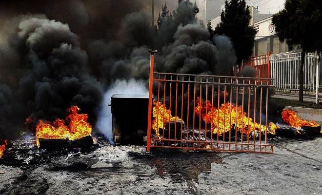 TIKTAK.ID - Iran Sukses Jinakkan Kerusuhan Kurang dari 24 Jam