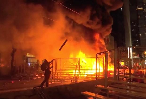 TIKTAK.ID - Hongkong Lautan Api