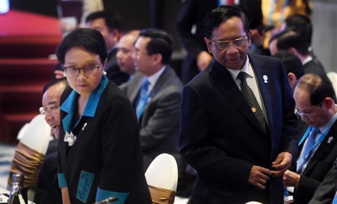 Mahfud MD : Jokowi Pernah Lapor Kasus Kakap Tidak Direspon KPK