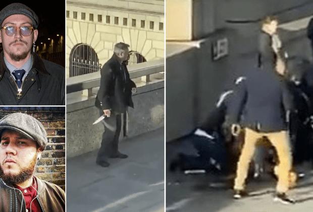 TIKTAK.ID - Polisi Tembak Pria Diduga Penikam di Jembatan London, Inggris
