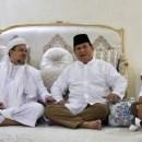 Prabowo Akan Temui Jokowi Terkait Kepulangan HRS
