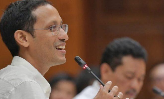 Tanggapi Curhat Kepsek Swasta, Nadiem Makarim: Saya Bukan Menteri Pendidikan Sekolah Negeri