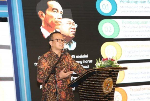 Edhy Prabowo Jamin Proses Perizinan Kapal Tangkap Ikan Selesai 1 Jam