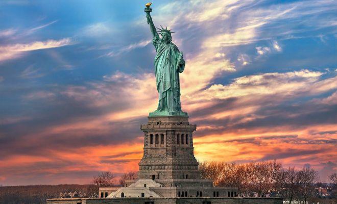 Fakta Tersembunyi Patung Liberty yang Perlu Anda Tahu