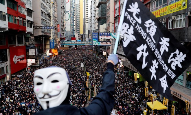 TIKTAK.ID - Babak Baru Demonstrasi Hongkong