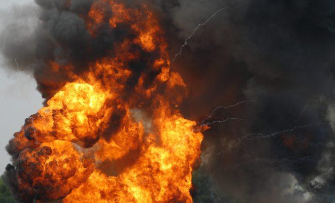 BREAKING NEWS: Ledakan di Monas, 2 Orang Terluka 1 Orang Tewas