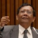 Mahfud MD Ungkap Ujaran Kebencian Turun Semenjak Prabowo Bergabung