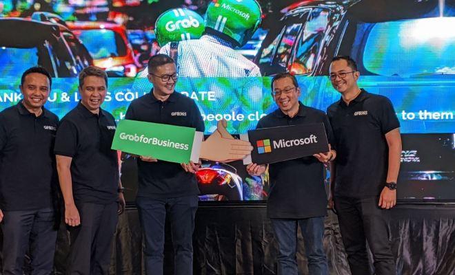 TIKTAKID - Grab For Business 365 Sajian Grab dan Microsoft untuk Kelancaran Bisnis