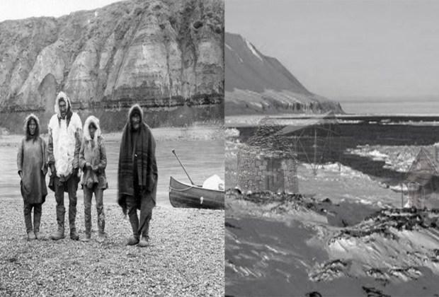 Misteri Danau Anjikuni: Penduduk Satu Desa Lenyap Tanpa Jejak, Diculik Alien?