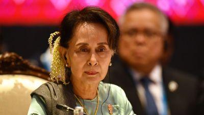 Pengadilan Internasional Panggil Aung San Suu Kyi Terkait Genosida Muslim Rohingya
