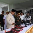 Prabowo Tawarkan Senjata Buatan RI ke Republik Laos