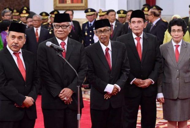 Profil Singkat 5 Orang Dewan Pengawas KPK Pilihan Jokowi, Salah Satunya Pernah Menolak Revisi UU KPK