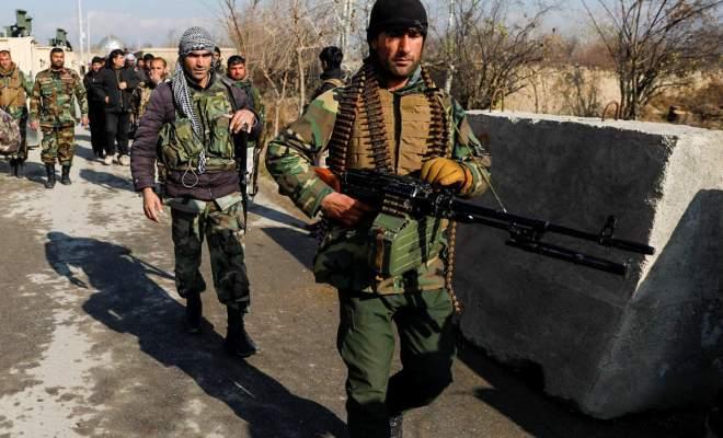 Serangan Taliban Tewaskan 10 Tentara Afghanistan