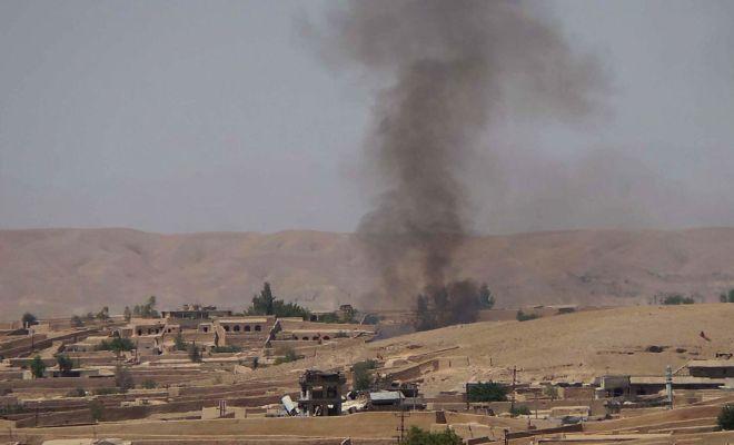 Serangan Udara Afghanistan Tewaskan 17 Anggota Taliban