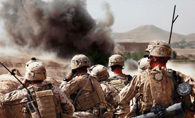 Sersan Angkatan Darat AS Tewas di Afghanistan