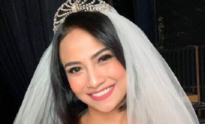 Tak Libatkan Ayahnya sebagai Wali Nikah, Sahkah Pernikahan Vanessa Angel?
